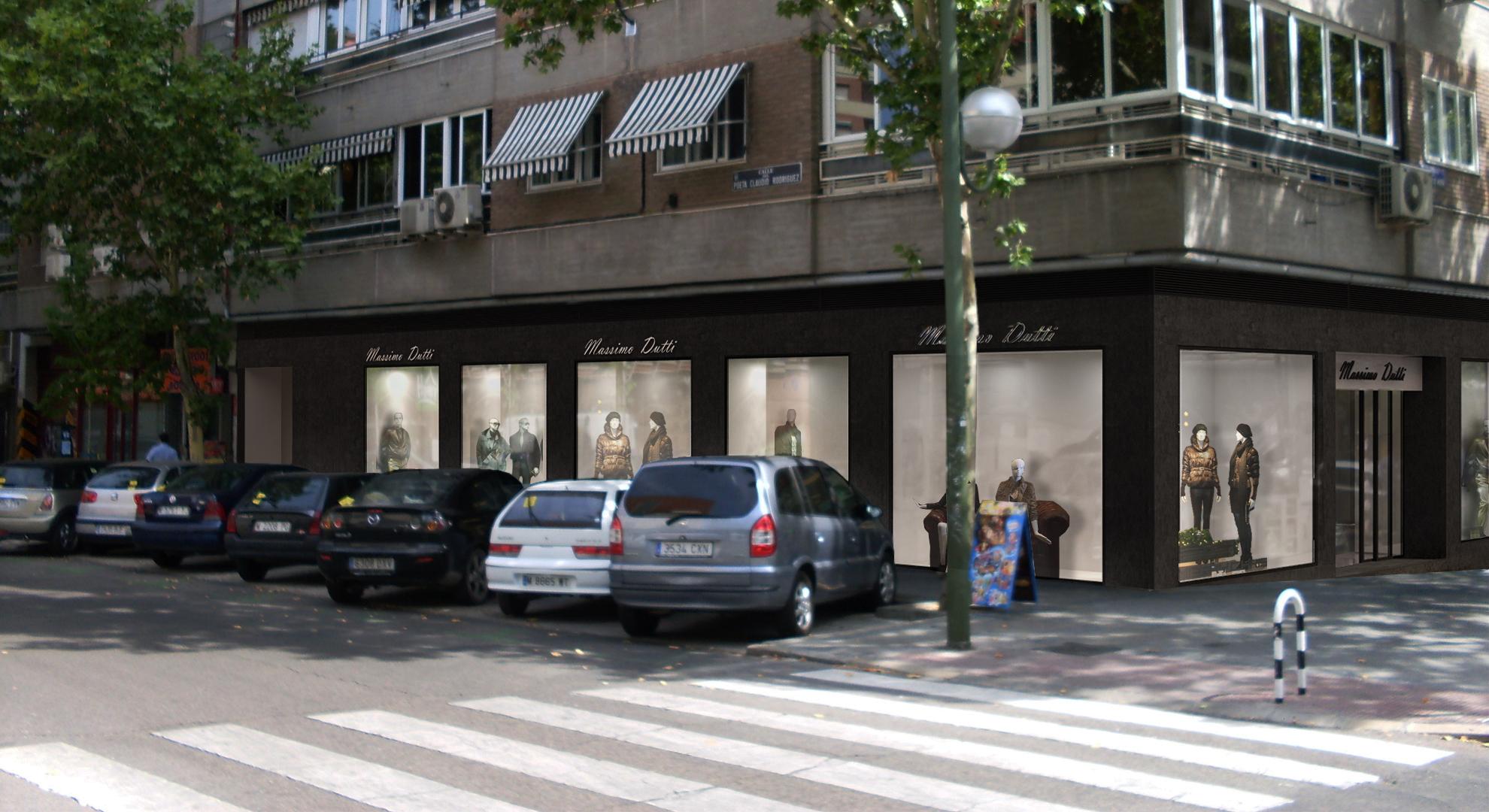Diseño local comercial GrupoIAS