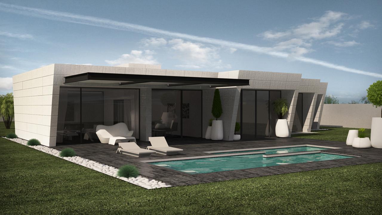 Casa de este alojamiento julio 2015 for Casa vivienda jardin pdf