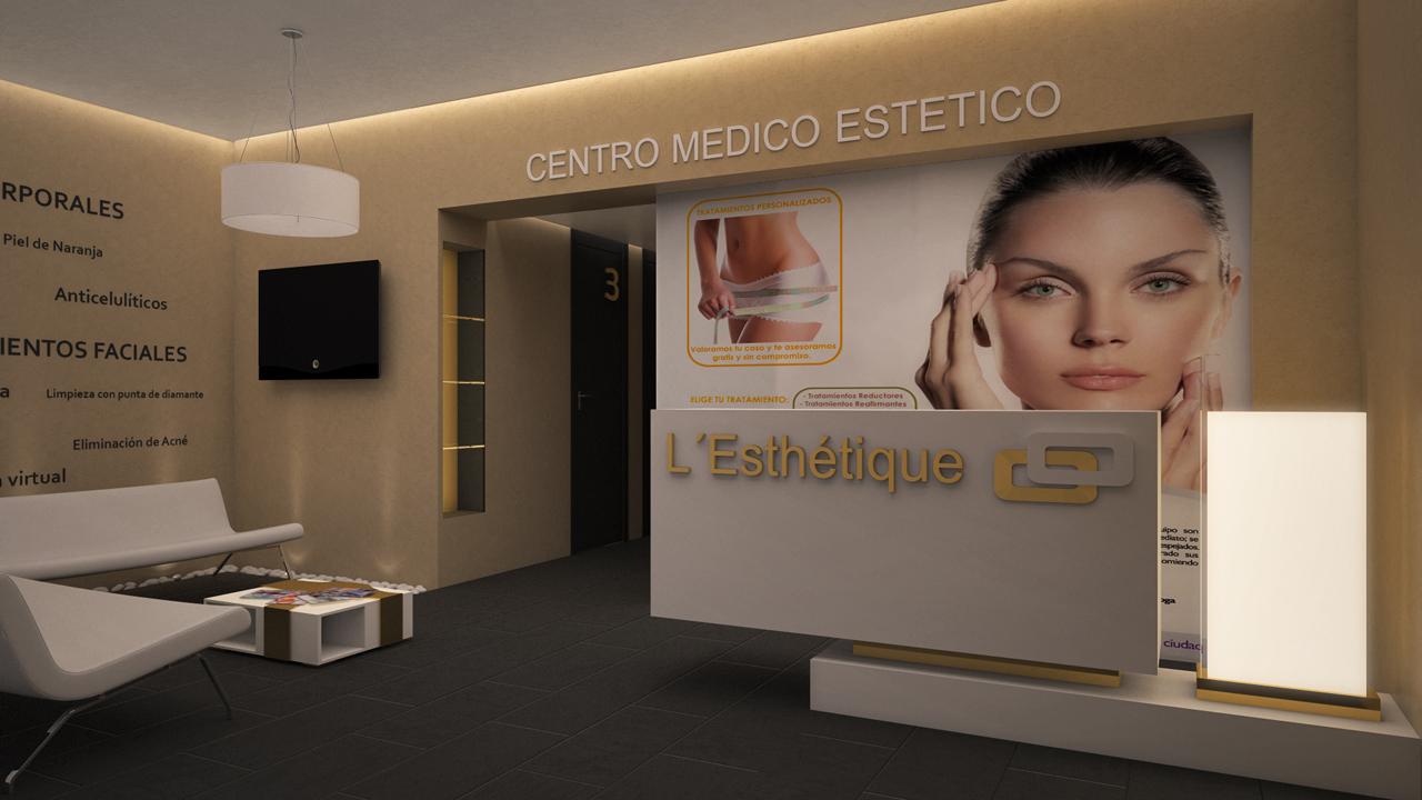 Dise o de centro de est tica en madrid grupo ias - Imagenes de centros de estetica de lujo ...