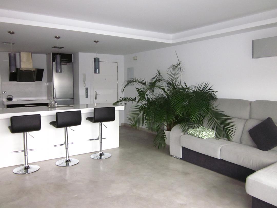 Dise o y reforma de piso en madrid grupo ias for Decoracion piso para alquilar