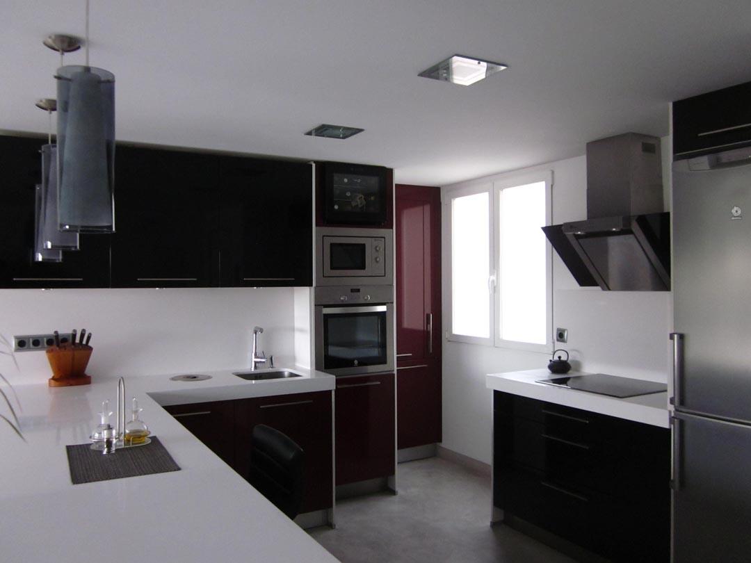 Dise o y reforma de piso en madrid grupo ias - Diseno de pisos ...