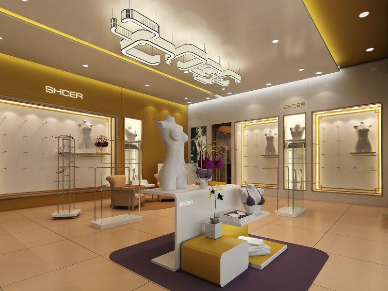 muebles para tiendas de ropa interior ? cddigi.com - Tiendas Muebles Diseno