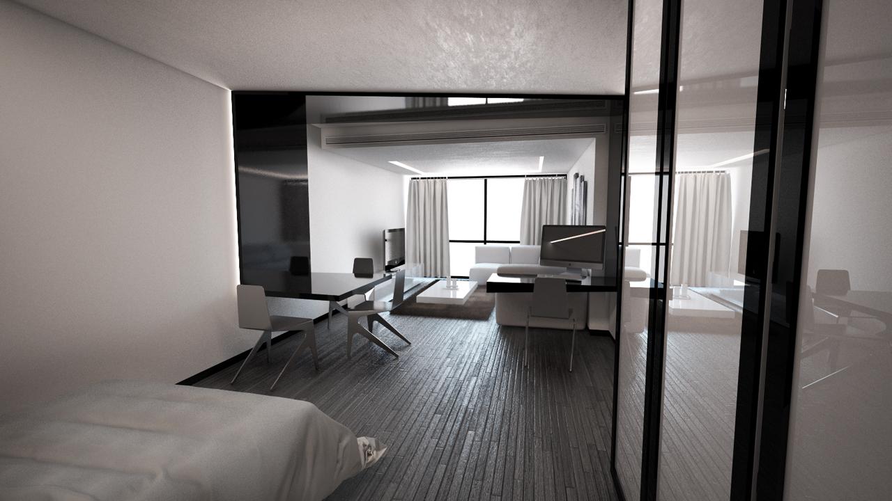 Dise o de interiores en vivienda for Interiores de viviendas