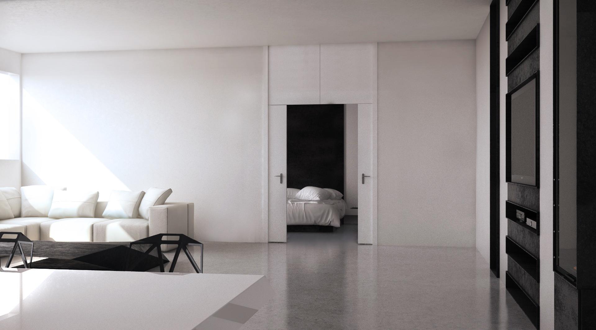 Interiores minimalistas en madrid grupo ias for Interiores minimalistas