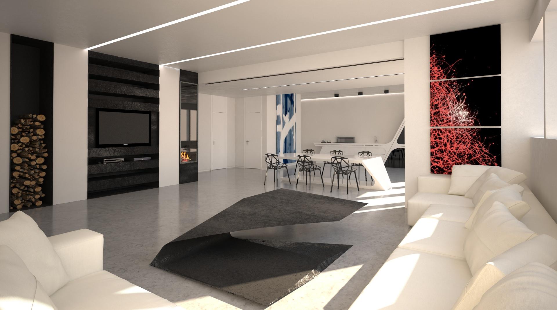 Interiores minimalistas en madrid grupo ias for Interiores minimalistas 2016