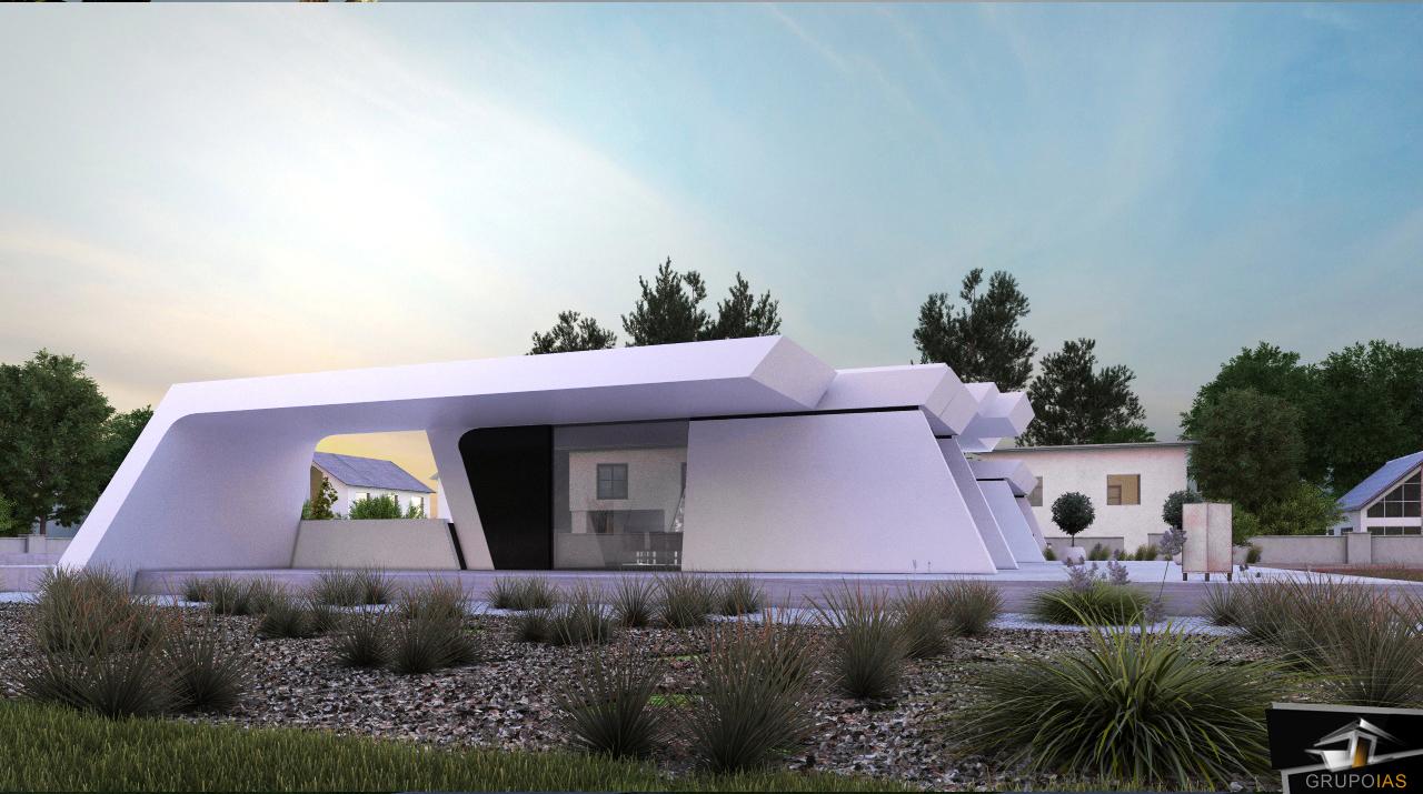 Arquitectura diseño vivienda unifamiliar