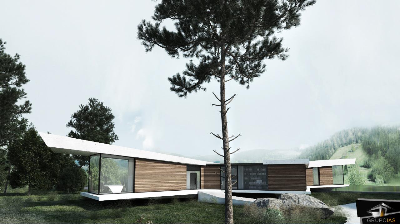 Arquitectura vivienda diseño de lujo