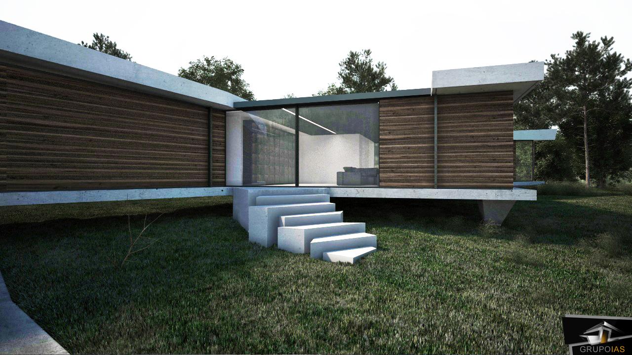Arquitectura vivienda moderna madrid