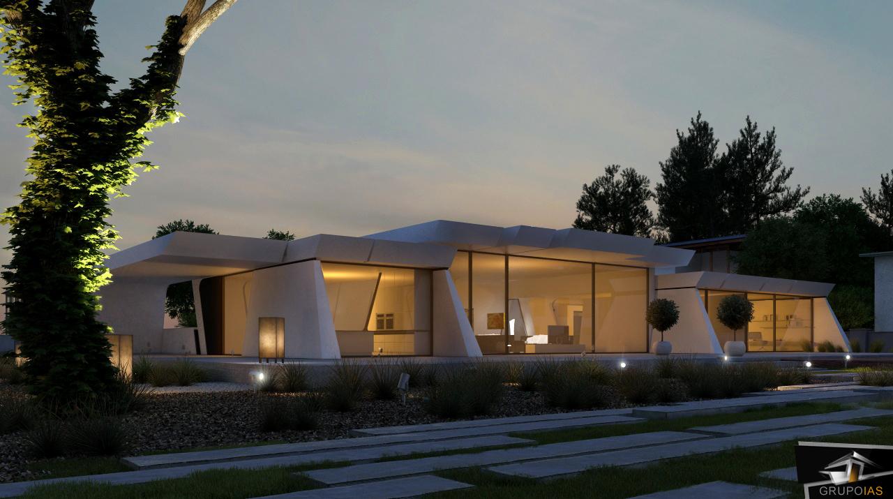 Arquitectura vivienda unifamiliar