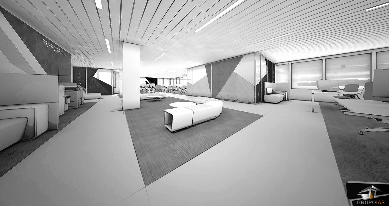 Proyecto de oficinas ocu madrid grupo ias - Oficinas prosegur madrid ...