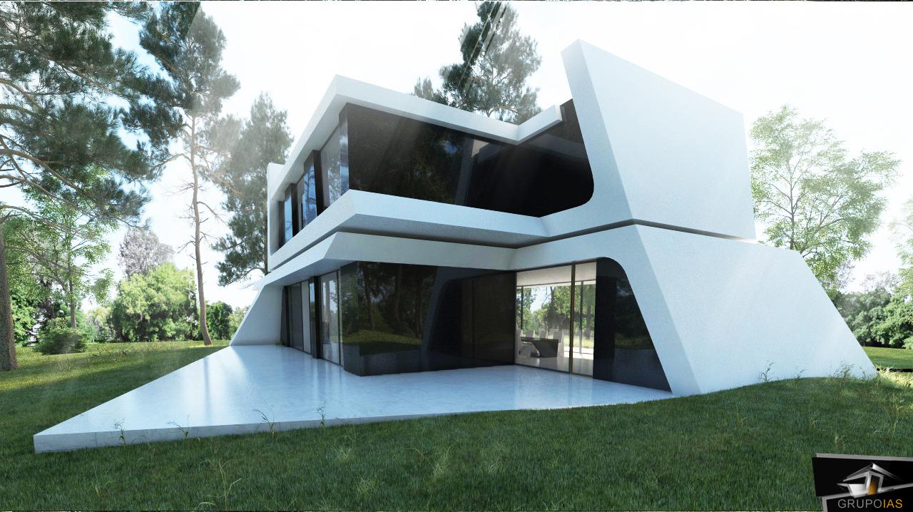 Selecci n de viviendas dise adas por grupoias 2 2 - Construccion viviendas unifamiliares ...
