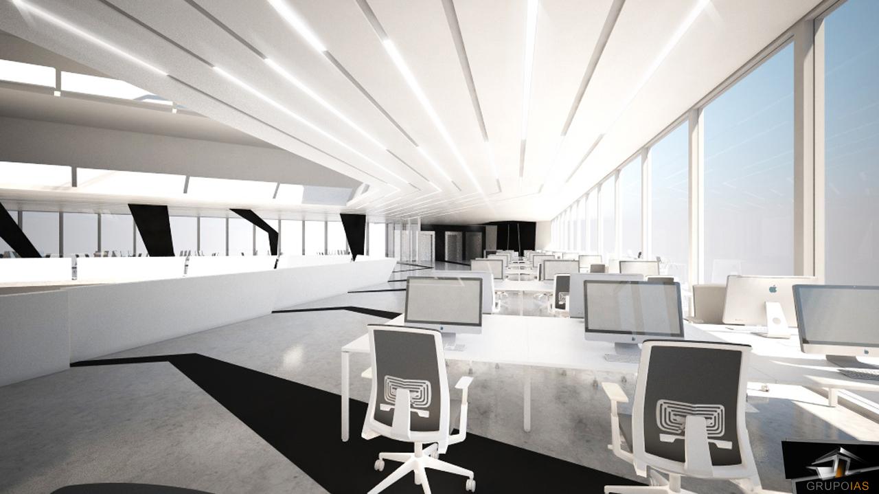 Dise o de oficinas en el centro de madrid grupo ias for Oficina madrid centro