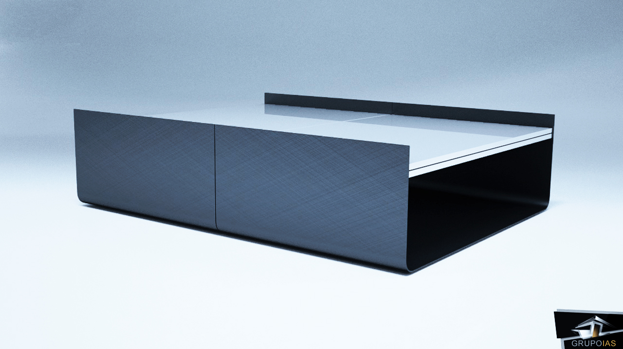 Diseño de mesa realizado por GrupoIAS v5 a