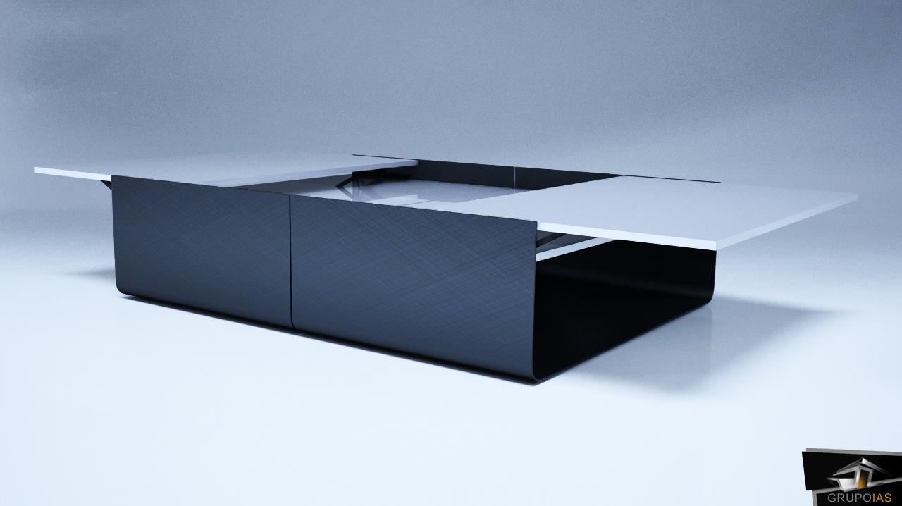 Diseño de mesa realizado por GrupoIAS v5 desplegada