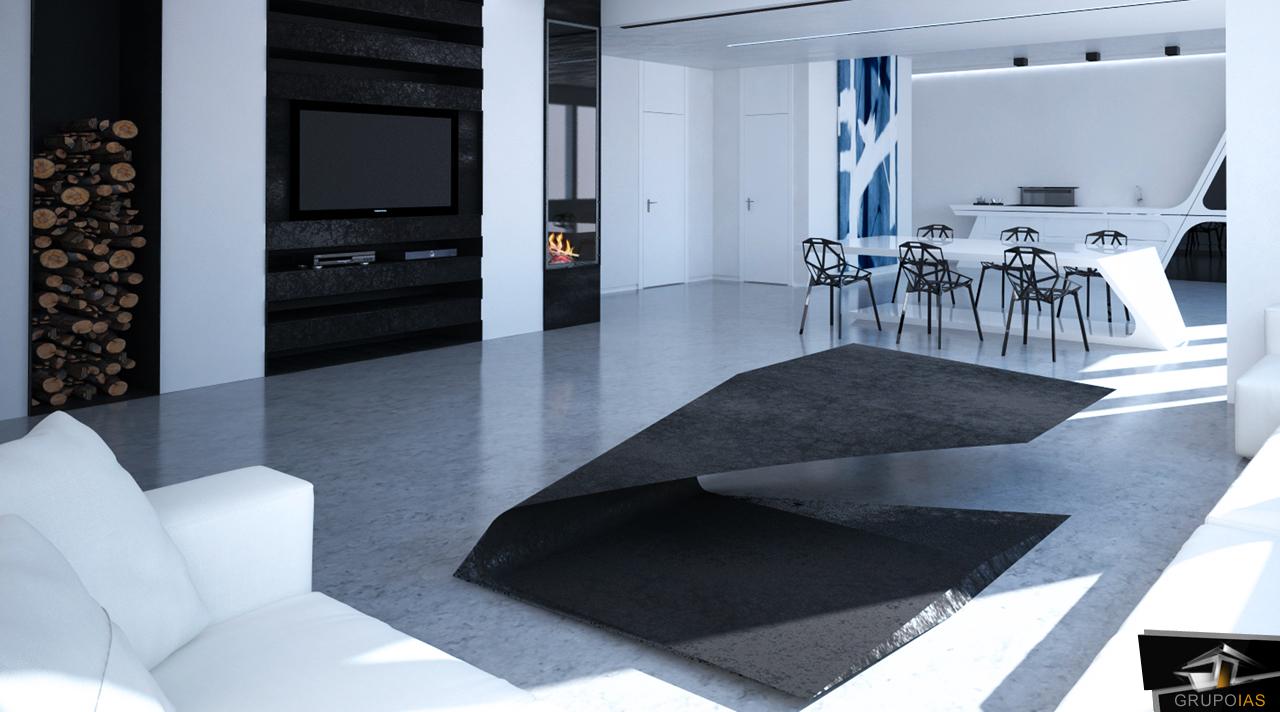 Diseño de mesa realizado por grupoIAS v11.