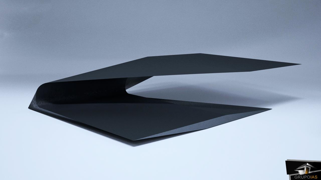 Diseño de mesa representado por GrupoIAS v8