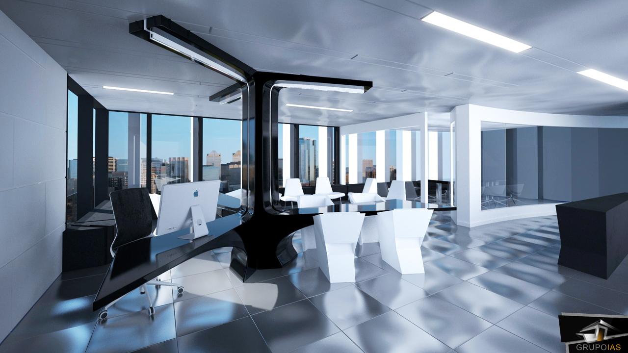 Propuesta de dise o para oficinas en el centro de madrid for Oficinas cajasur madrid
