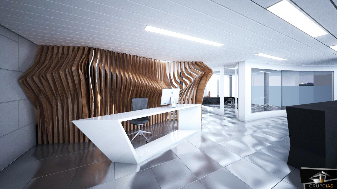 Propuesta de dise o para oficinas en el centro de madrid for Diseno de oficinas arquitectura