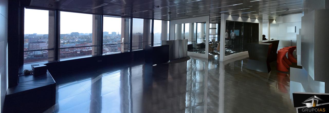 Propuesta de dise o para oficinas en el centro de madrid grupo ias - Oficinas de adecco en madrid ...