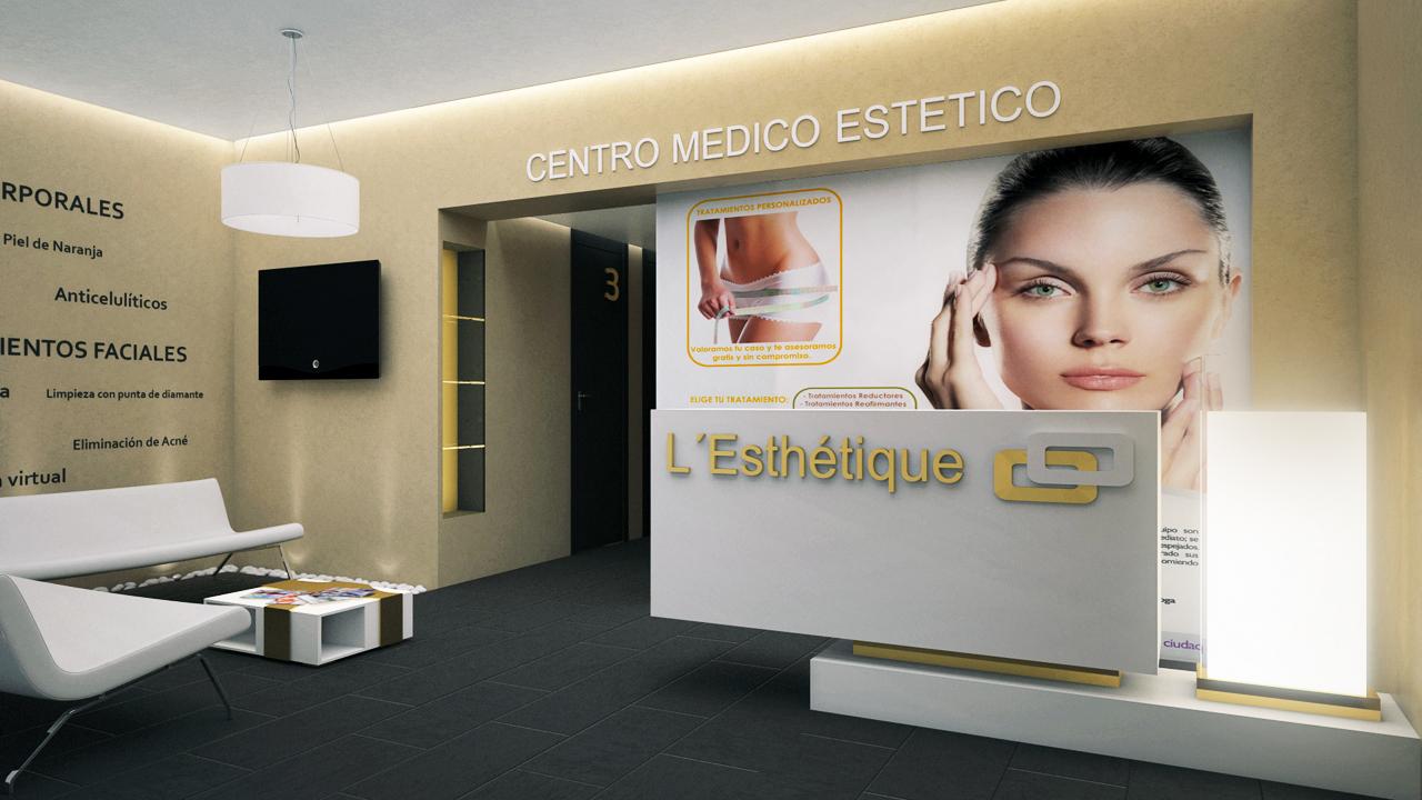 Diseño centro estetica madrid grupoias