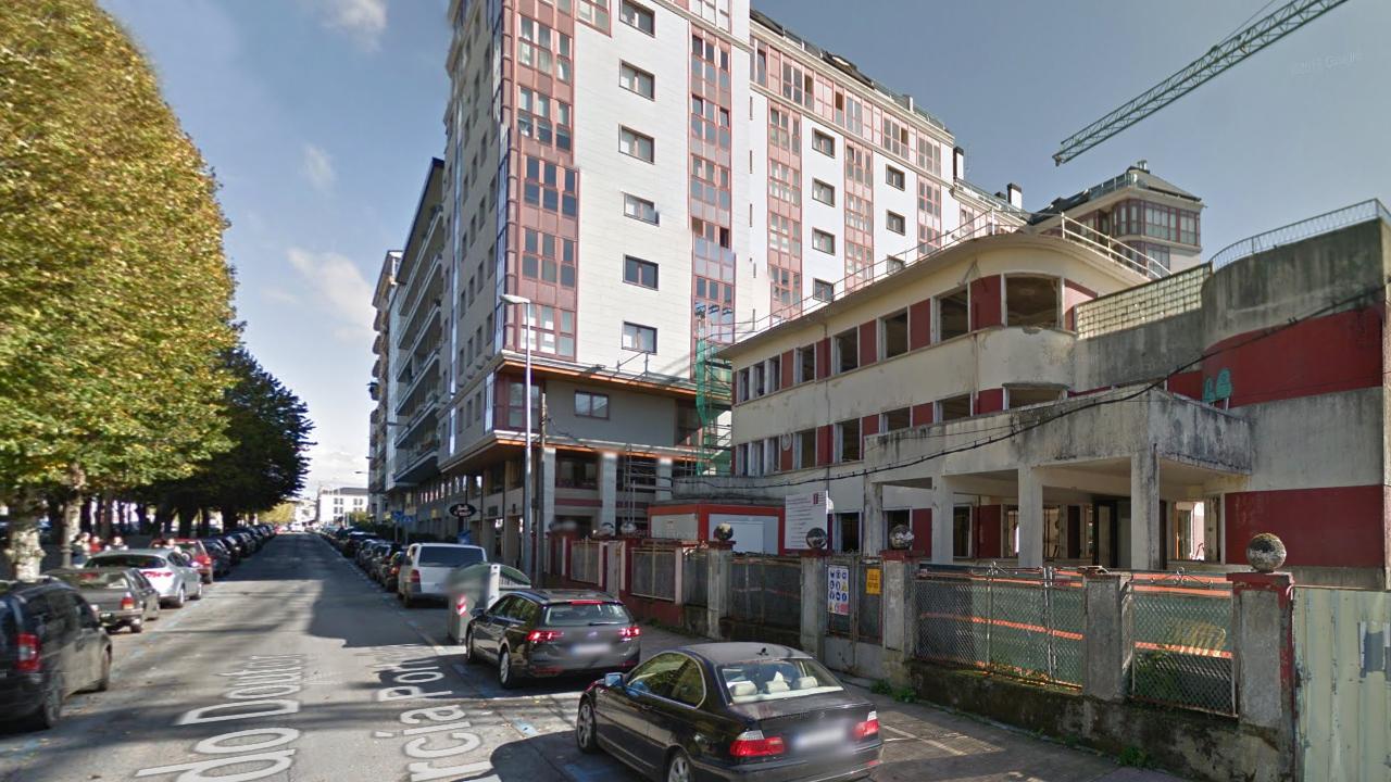 Estado actual edificio protegido GrupoIAS