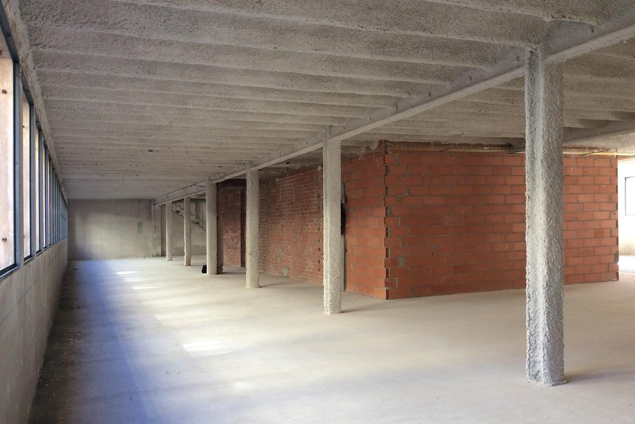 Grupoias Rehabilitación edificio en barcelona