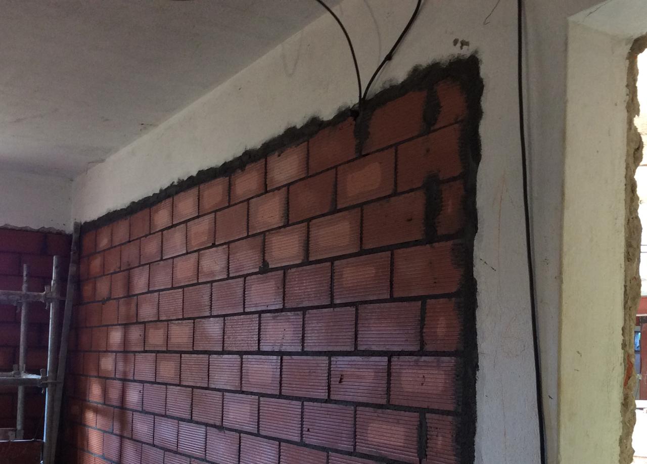 tabiqueria ladrillo edificio ine grupoias