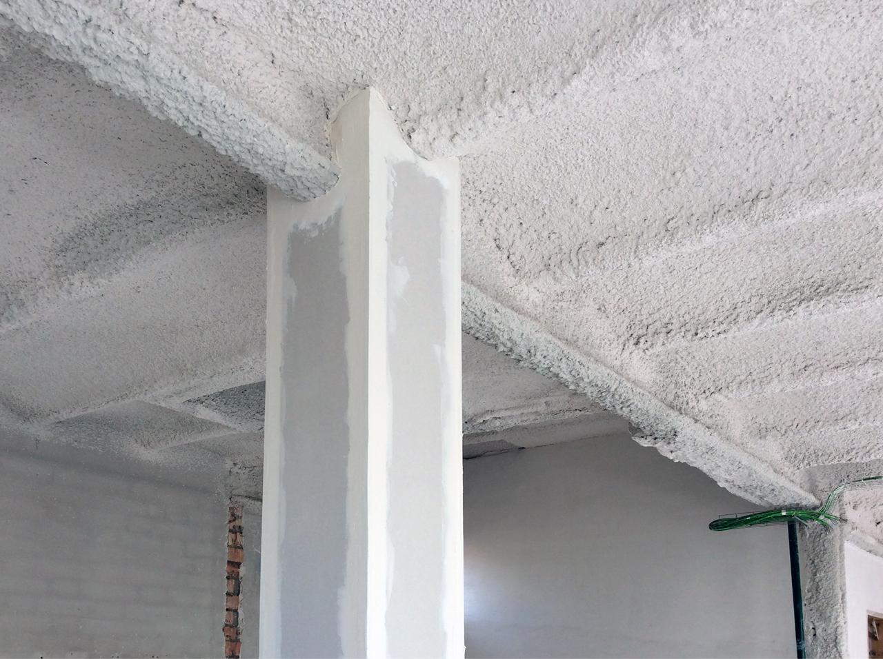 Detalle remate instalación pladur grupoias
